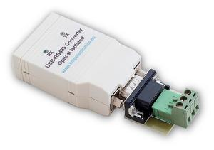USB RS485 Optical Isolated Converter V1.0 Converter 3D