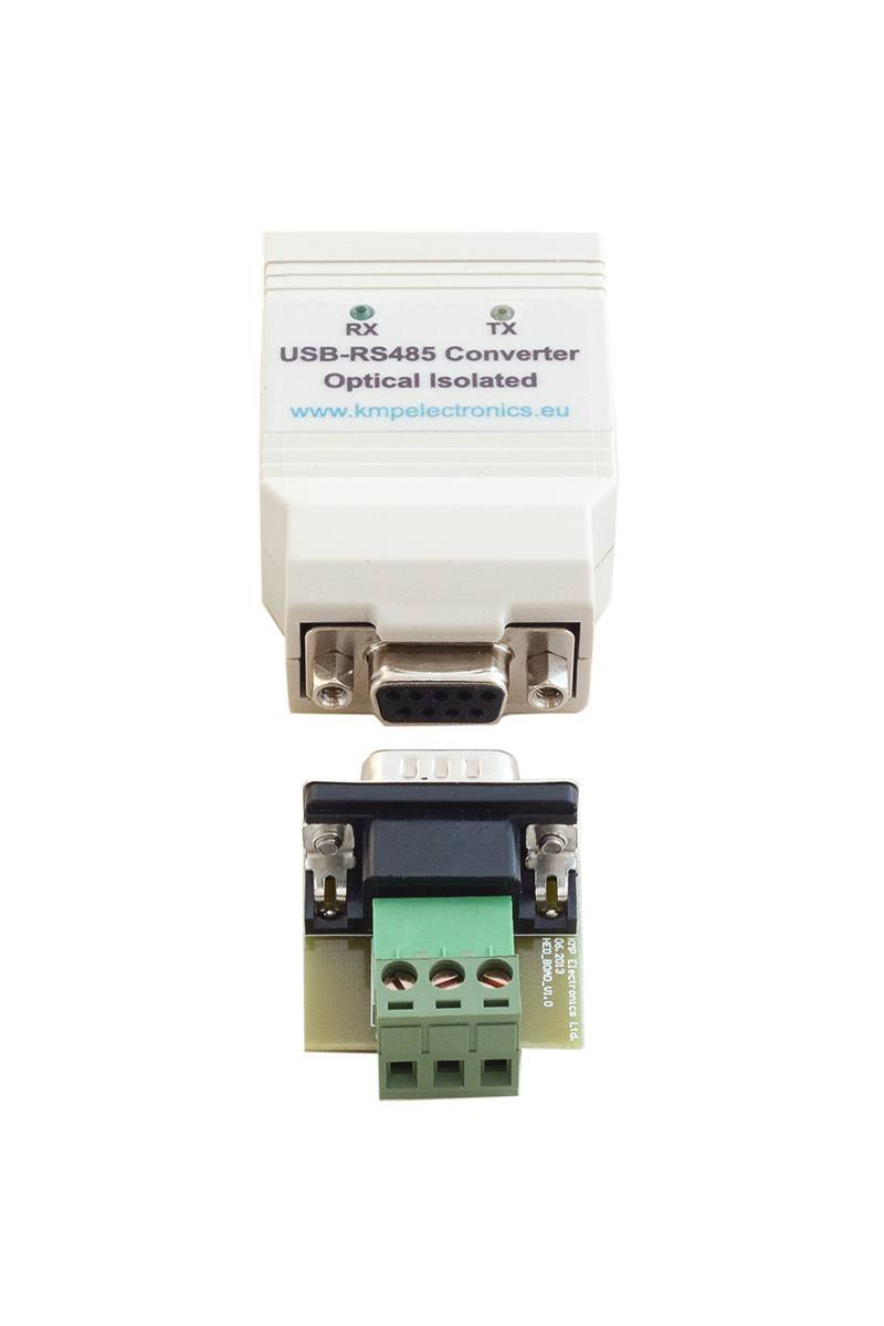 USB RS485 Optical Isolated Converter V1.0 RS485 Output
