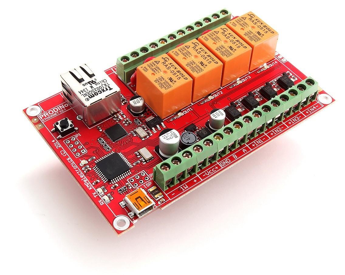 ProDiNo Ethernet V2 3D