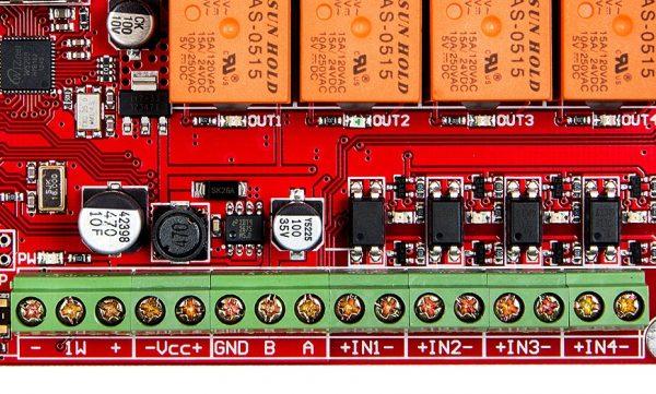 ProDino Ethernet V2 inputs