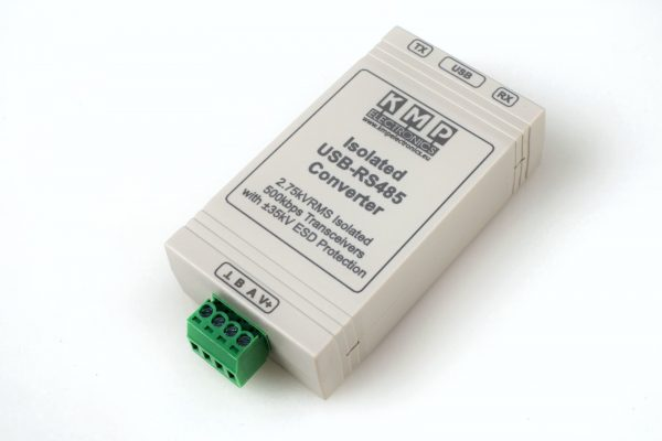 KMP USB RS485 Isolated Converter V3.0 3D
