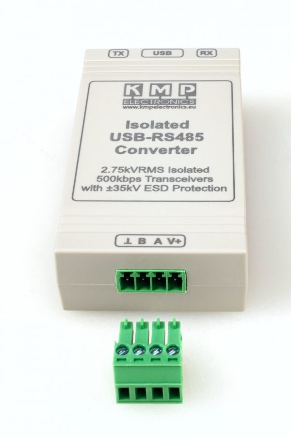 KMP USB RS485 Isolated Converter V3.0 RS485 Terminal