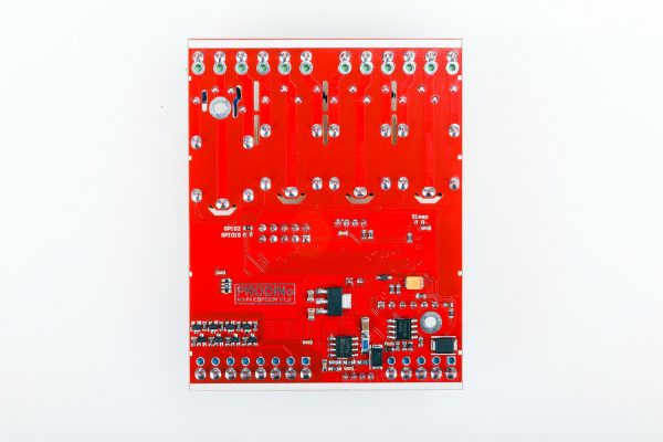 PRODINo WIFI-ESP WROOM-02 board back