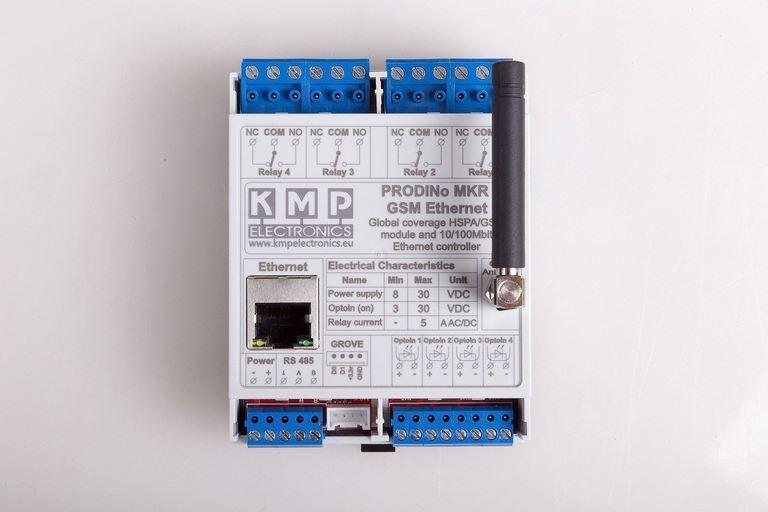 ProDino Zero GSM Ethernet