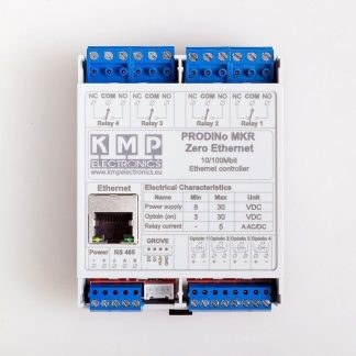ProDino MKR Zero Ethernet V1 top