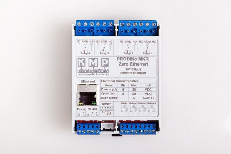 ProDino MKR Zero Ethernet