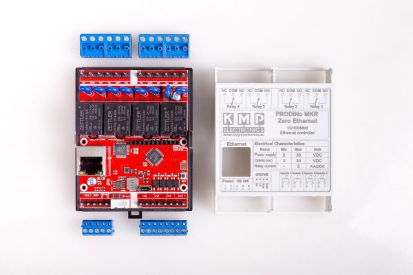 ProDino MKR GSM Ethernet V1 without cover