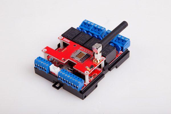 ProDino MKR GSM V1 board 3D