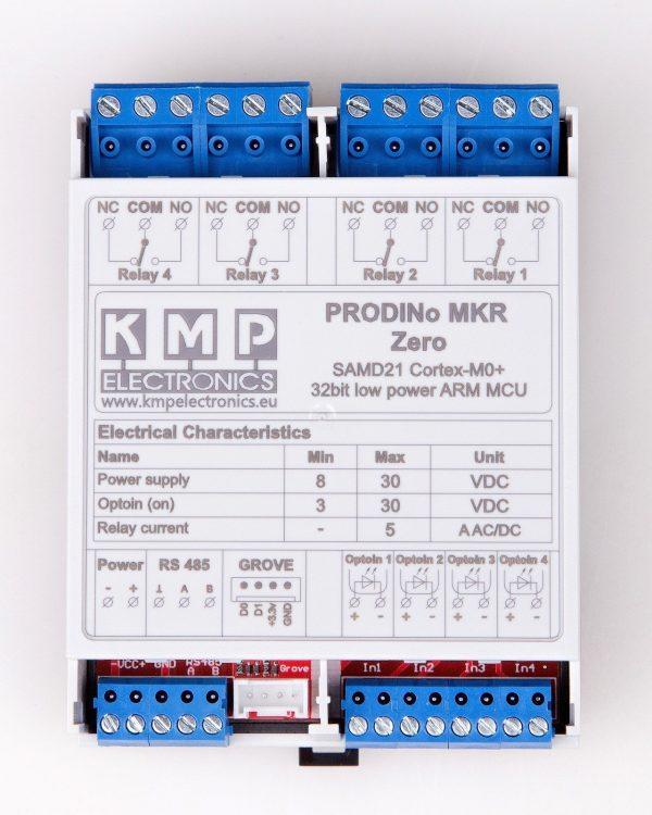 ProDino MKR Zero V1 Top