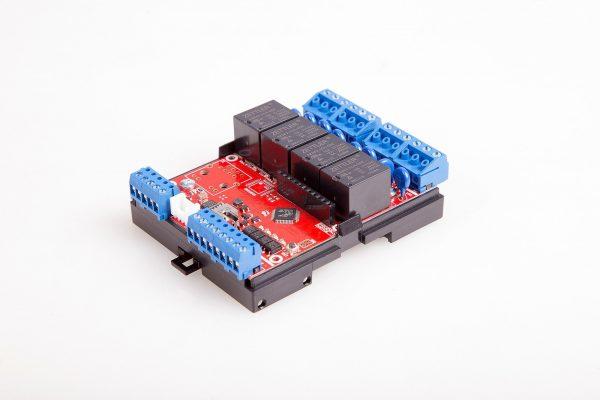 ProDino MKR Zero V1 borad 3D