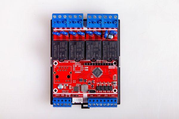 ProDino MKR Zero V1 board front