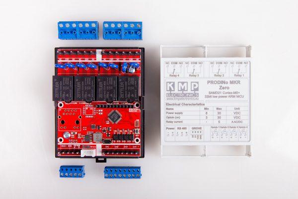 ProDino MKR Zero V1 without cover