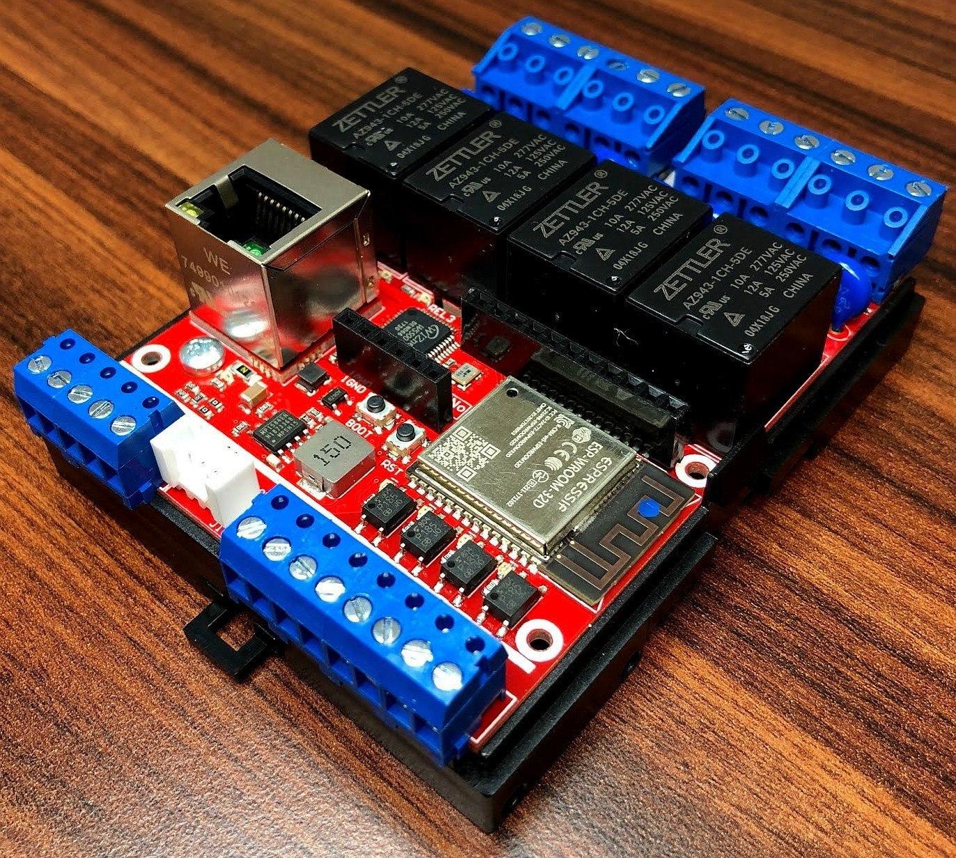 New ProDino WiFi ESP32 Prototype