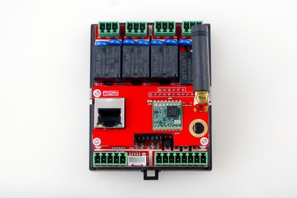 ProDino ESP32 LoRa RFM Ethernet