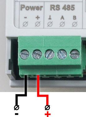 ProDinoESP32 Powering the device