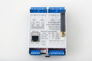 ProDino MKR Zero LoRa Ethernet Top