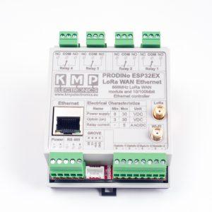 ProDinoESP32Ex LoRa Ethernet